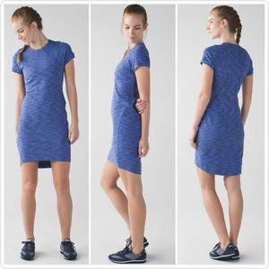 Lululemon &Go Where-To Dress sz 8